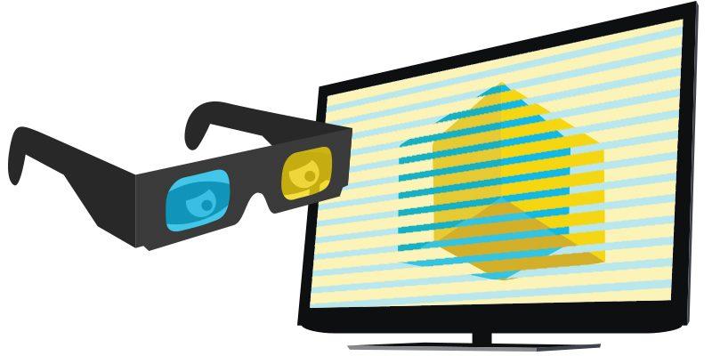 Virtual Reality selbst gemacht – Zeichnen in 2D, Betrachten in 3D