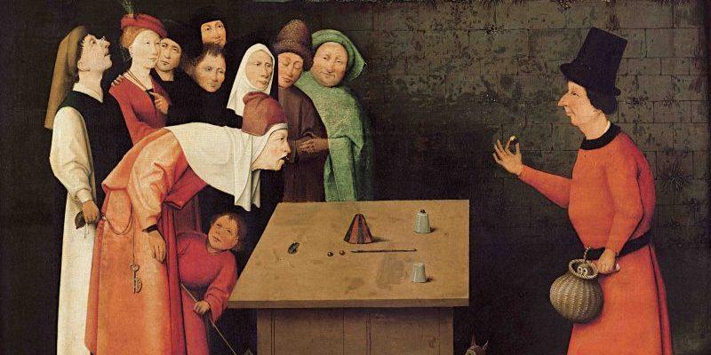 Ist doch (keine) Hexerei – Zaubern im Schulalltag
