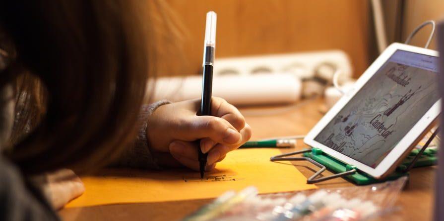 Kreatives Schreiben für Kinder